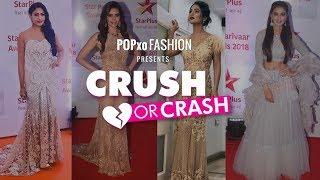 Crush or Crash: Star Parivaar Special - Episode 42 - POPxo Fashion