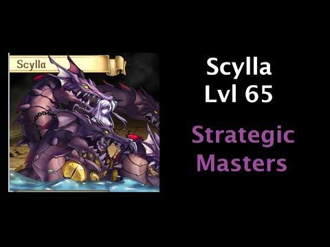 Langrisser Scylla 65 W/ Strategic Masters