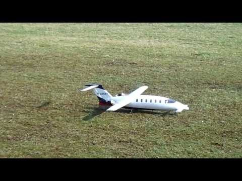 Maiden Piaggio P-180 Avanti, second attempt, FAIL!