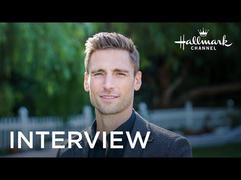 Andrew Walker Shares Favorite Hallmark Movie Memories - Home & Family
