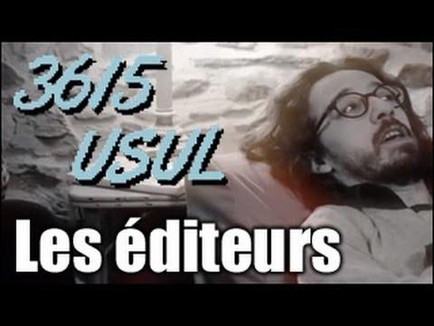 3615 Usul - Les éditeurs