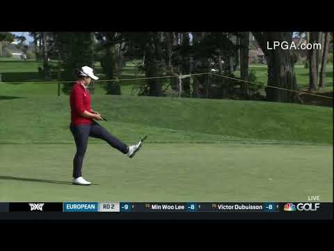 Sei Young Kim shoots a second round 66 at the LPGA MEDIHEAL Championship