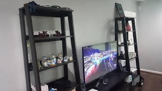 Dual Sauder 5 Shelf Bookcase Setup and Quick Review