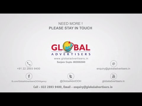 Special Offers and Deals on Outdoor Advertising - Global Advertisers
