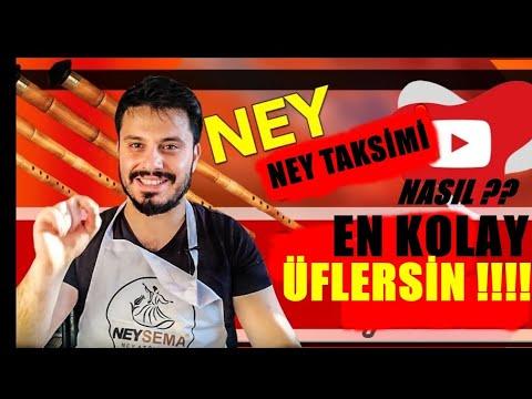 Ney Taksimi Nasıl Yapılır ? | Segah Makamı | how can ı play nay improvasation ?