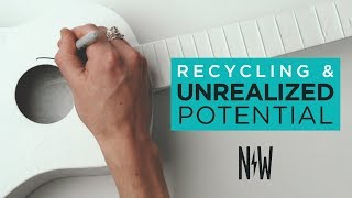 Recycling & Unrealized Potential - 60 sec Short Film