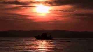 Халкидики:   Закат в Эгейском море  (фильм-релакс)(Этот фильм - фрагмент моего небольшого видео-рассказа о первом дне путешествия на полуостров Халкидики..., 2015-10-14T15:40:03.000Z)