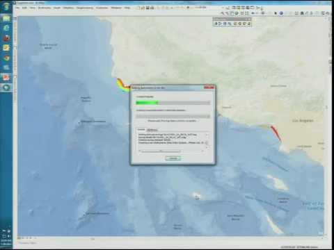 ArcGIS for Maritime: Bathymetry (useful in oil & gas)