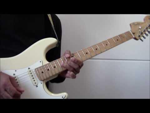 Fire (guitar cover) - Jimi Hendrix