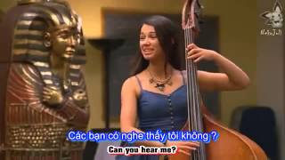 [Vietsub+Lyric] Turn Up The Music - Lemonade Mouth