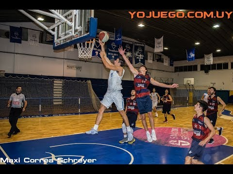 20180409 Malvin 90-78 Union Atletica Sub20