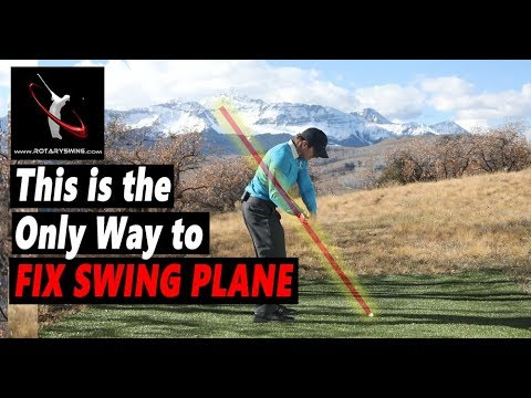 Swing Plane Doesn't Matter – or Does it?