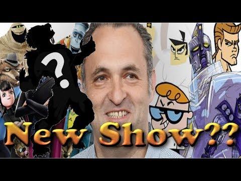 Genndy Tartakovsky's New Show.....Primal