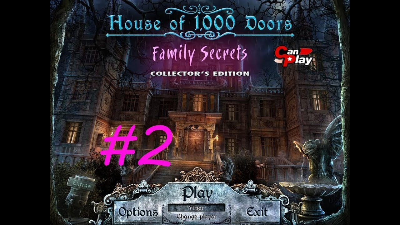 house of 1000 doors family secrets hd android gameplay chapter 2