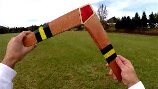 Ocarina of Time Zelda Real boomerang flight