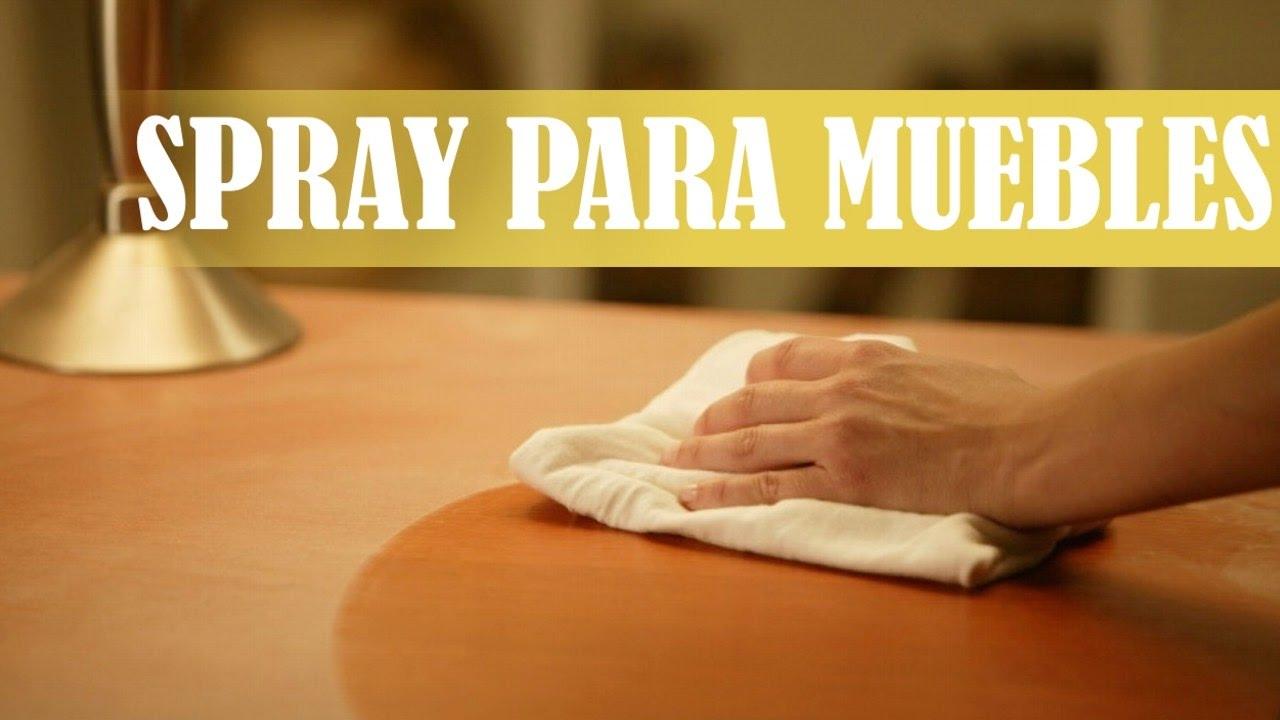 Productos Para Limpiar Muebles De Madera Best Imagen De Recambio  # Cuidar Muebles De Madera