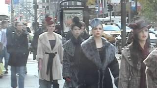 Joy Scott Millinery 2nd Michigan Ave Hat Walk