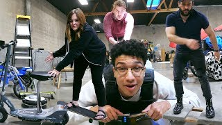 EXTREME SPORTING • Behind The Cow Chop