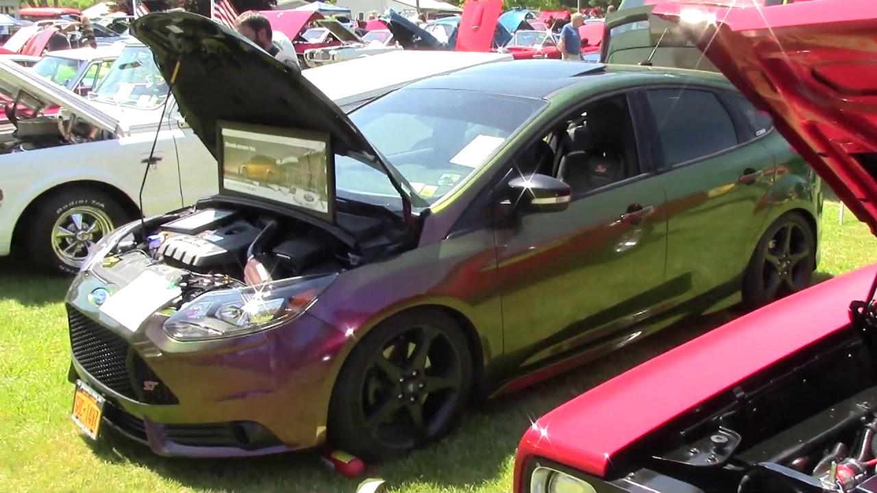 St. Ann's Bazaar Car Show  6-9-19