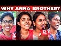 Brother Enaku Already Aal Iruku | Chennai Girls Funny Reaction! | MM