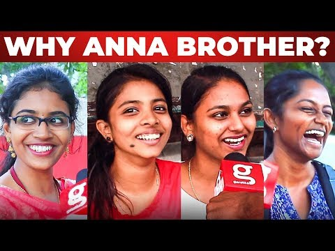 Brother Enaku Already Aal Iruku | Chennai Girls Funny Reaction! | MM