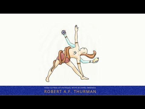 Ashtanga & The Yoga Sutras of Patanjali by Richard Freeman & Robert AF Thurman