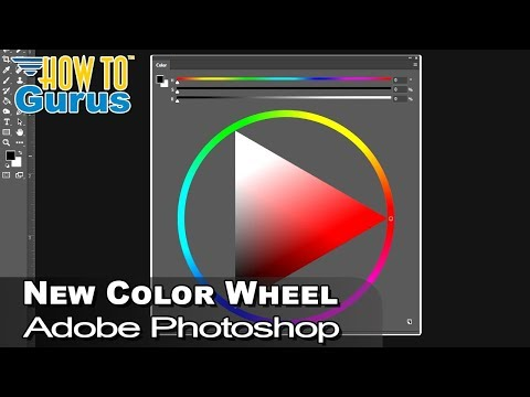 How To Use The New Adobe Photoshop Color Wheel CC 2019 - Photoshop CC 2019 Review