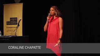 Gambar cover Çizginin Dışında bir Triatlet: Coraline Chapatte