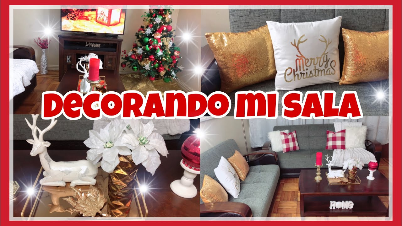 Decoraciones navide as 2018 ideas para decorar tu casa en - Decoraciones de navidad manualidades ...