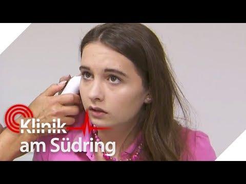 Ein Glitzerhaarband hätte diesem Mädchen fast das Leben gekostet  Klinik am Südring  SAT.1 TV