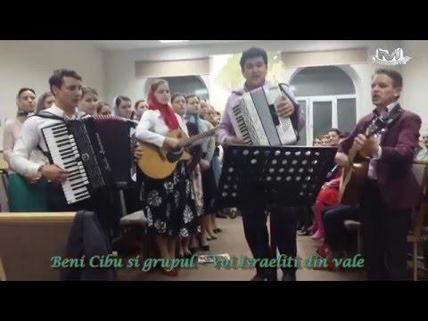 Colaj cantari Beni Cibu si Grupul de tineri de la Vicov - Video