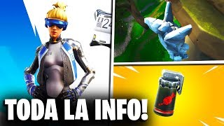 Patch 9.30.3: Map Changes Exclusive Skin Neo Versa ? Airstrike - Fortnite