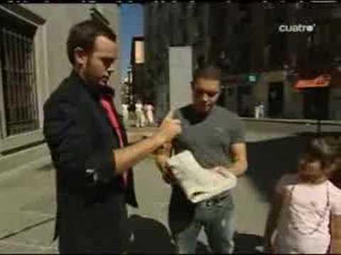 Jorge Blass - Palomas en la calle