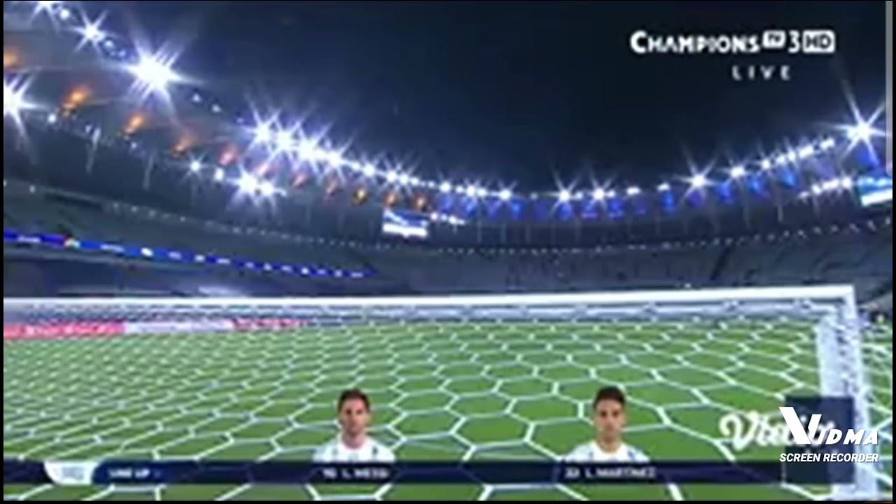 ARGENTINA 1-0 BRAZIL. COPA AMERIKA