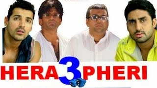 hera pheri 3 official trailer released leaked comedy scene 2015 paresh rawal first look