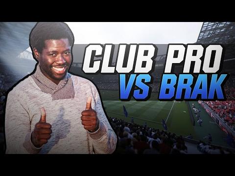 FIFA17   CLUB PRO vs BRAK w/ GORILLA & TASS