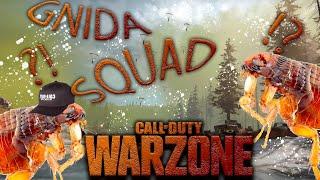 GNIDA SQUAD | Call Of Duty: Warzone 2021