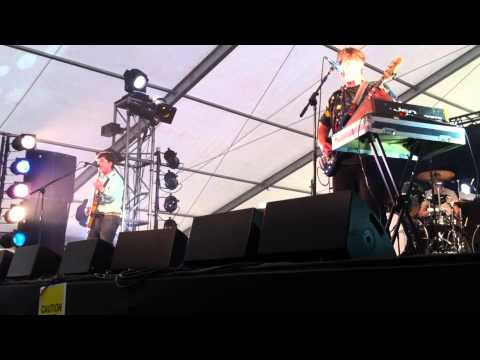 Young Knives - Terra Firma Live at the Hop Farm Festival