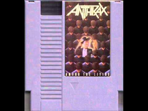 Anthrax  Among The Living 8Bit