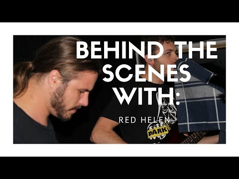 Behind The Scenes With: Red Helen // South African Metal