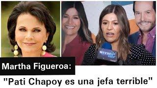 Martha Figueroa Â¡Sin pelos en la lengua! 2/3 | WITZI TeVe
