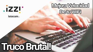 Video AUMENTAR LA VELOCIDAD DE TU INTERNET IZZI TRUCO BRUTAL FUNCIONAL download MP3, 3GP, MP4, WEBM, AVI, FLV Oktober 2018