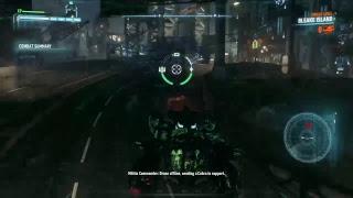 Batman Arkham Knight - Gameplay Part 2 - Livestream