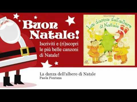 Paola Fontana La Danza Dellalbero Di Natale Youtube