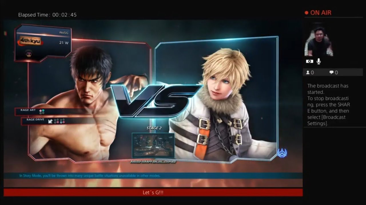 Marshall Law From Tekken 7 Best Character For Noobs Youtube