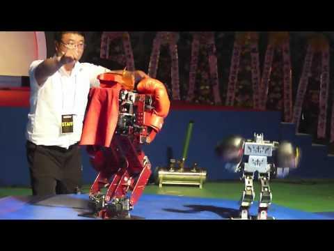 Robots Fighting Final Battle - Best Humanoid Robots