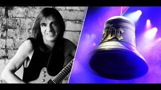 """AC/DC - A ideia de Malcolm Young sobre sino em """"Hells Bells"""""""