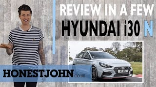 Car review in a few | 2018 Hyundai i30 N - too good for its own good?