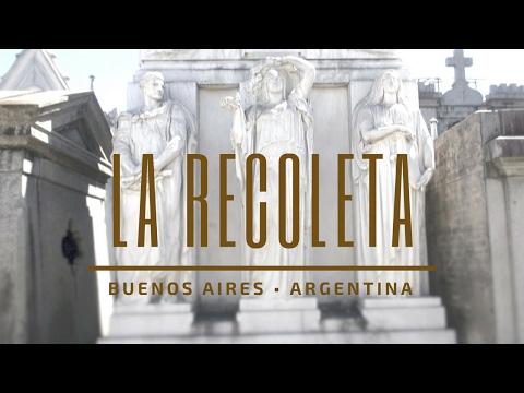 La Recoleta Cemetery • Buenos Aires