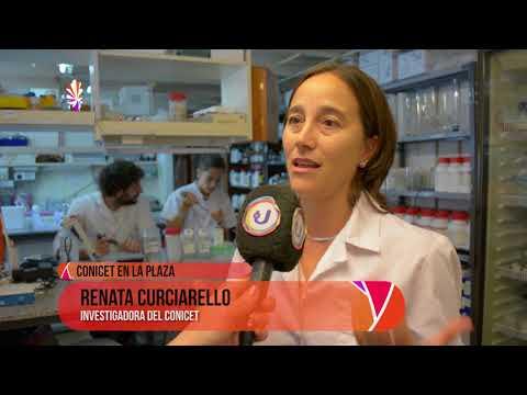Noticias UNLP | CONICET en la Plaza